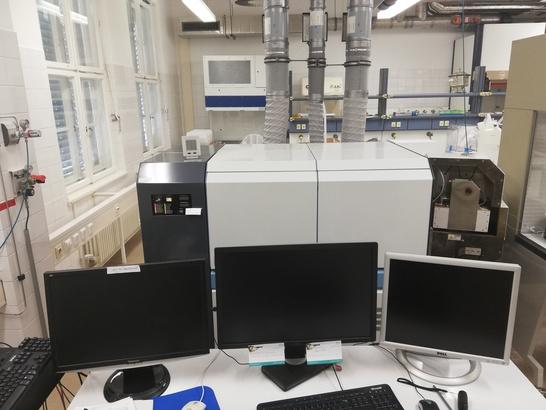 ICP-MS Lab
