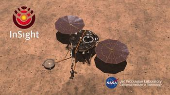 InSight on Mars