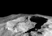Juling Crater (Ceres)