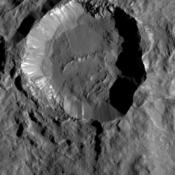 Kupalo Crater (Ceres)