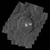 Occator Crater (Ceres)
