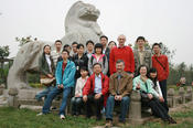 Geochemistry group at Nanjing University 2009, Prof. Jiang Shaoyong
