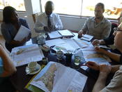 -	Meeting with the Director of the Catchment Management Authority