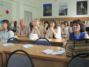 e-Learning information workhsop Almaty 2012
