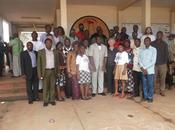 Participants IWM workshop Cameroon 2013