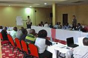 Impressions of the workshop in Manafwa 2014