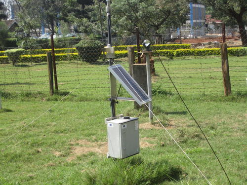 Meteorological station Kenyatta University Nairobie