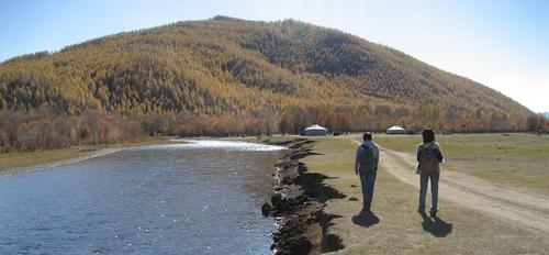 Watershed management in a subcatchment in Mongolia 2007