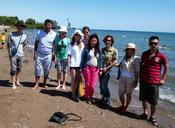 Field course at Issyk Kul 2014
