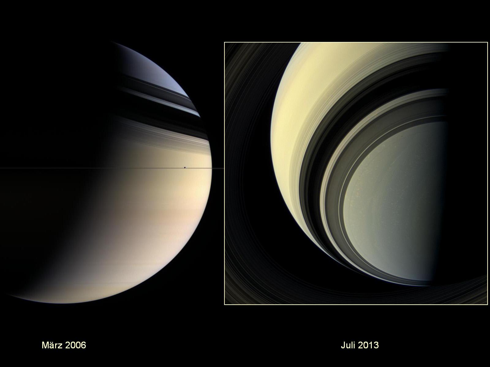 10 Jahre Cassini (01.07.2014) • Planetologie und ...