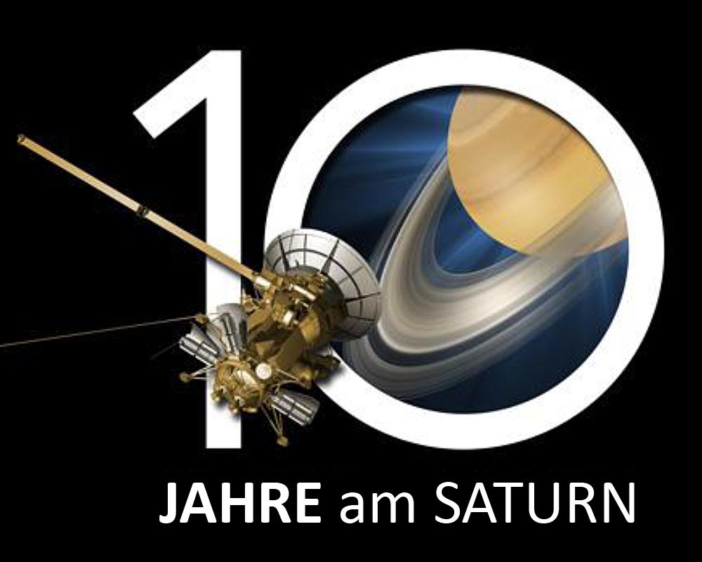 10 Jahre Cassini 01072014 Planetologie Und Fernerkundung Mission To Saturn Diagram Of The Spacecraft Am
