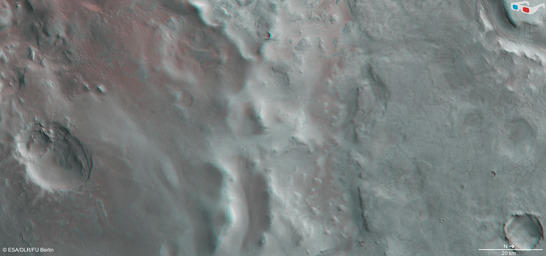 Hellas Chaos anaglyph