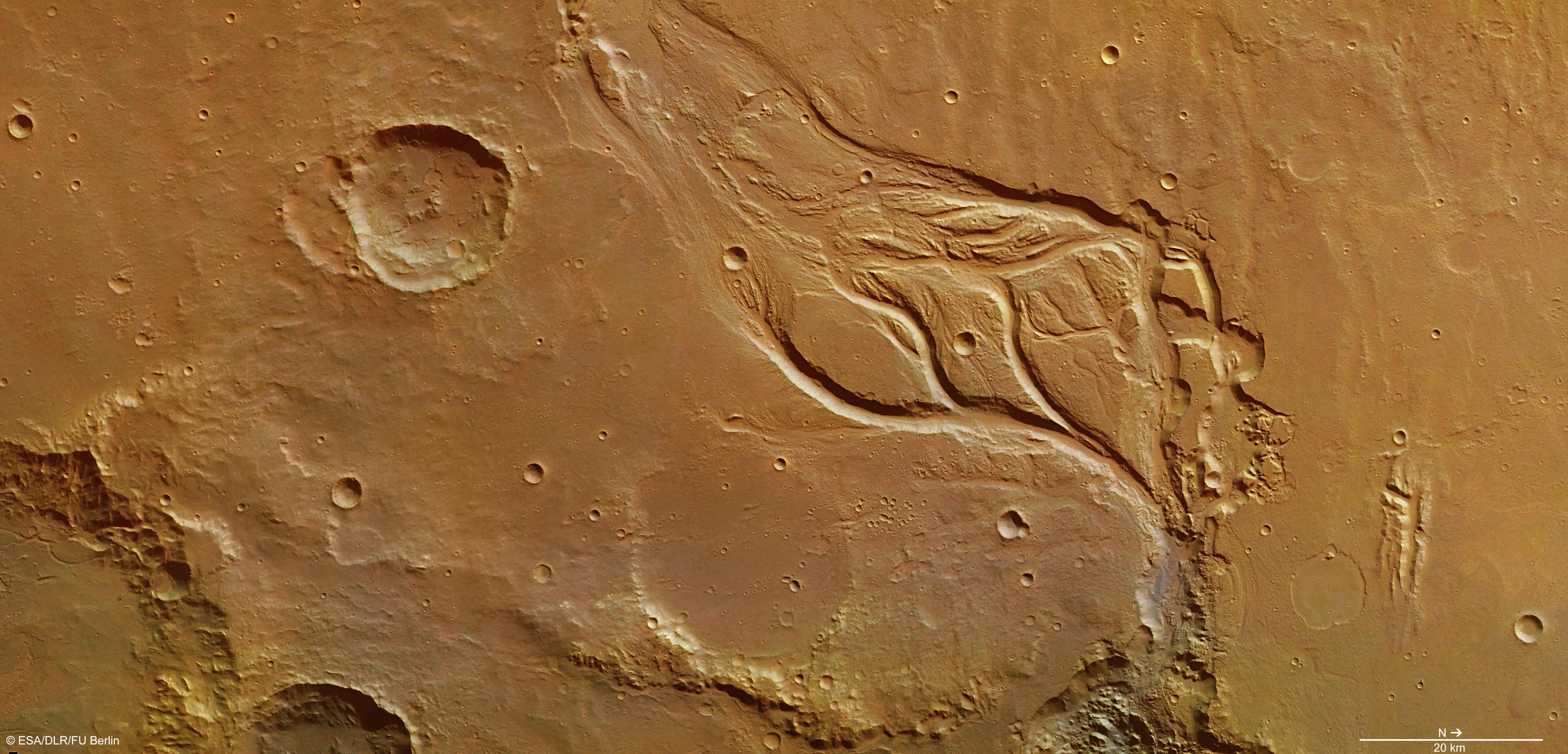 venus planet river beds - photo #14