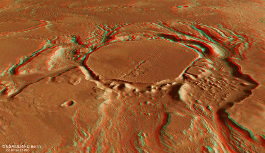 Minio Vallis color anaglyph
