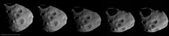 Phobos sequence orbit 17342