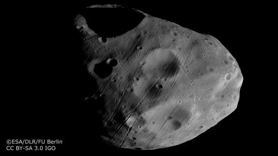 Phobos orbit 17342