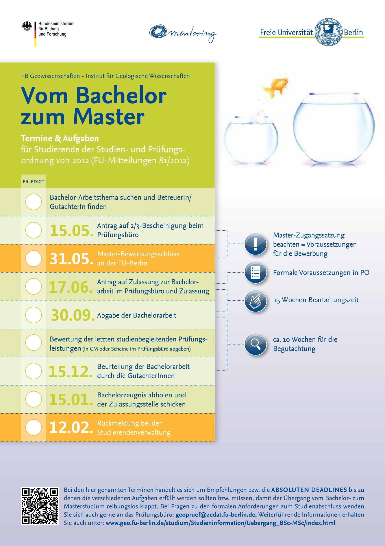 Fu bachelorarbeit order information